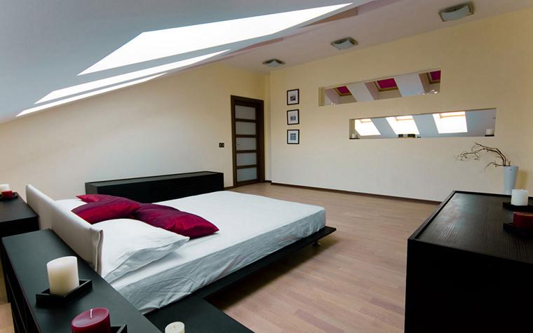 интерьер спальни - фото № 24783