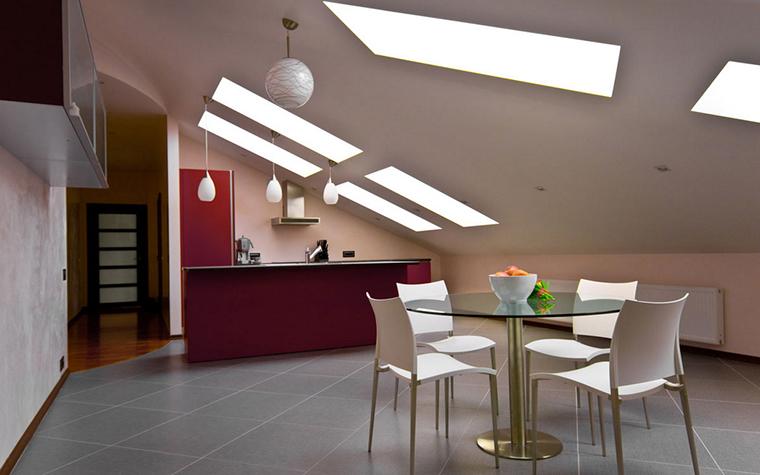 Квартира. кухня из проекта , фото №24996