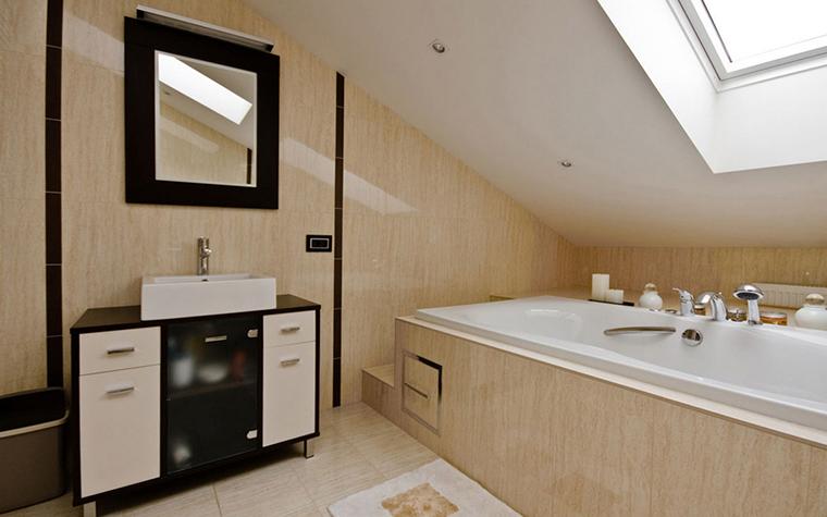 Квартира. ванная из проекта , фото №24999