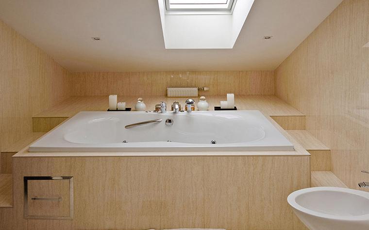 Квартира. ванная из проекта , фото №25000