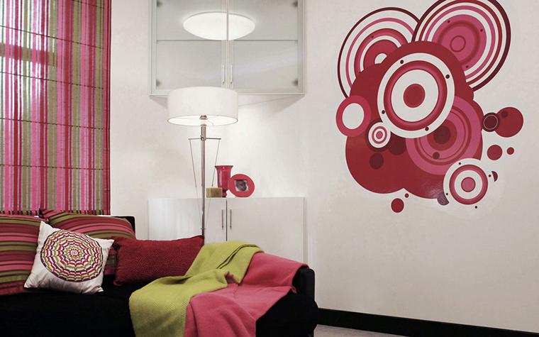 Фото № 24848 гостиная  Квартира