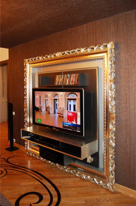 интерьер гостиной - фото № 24857