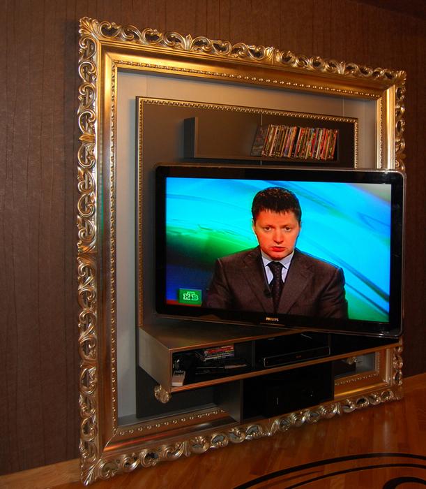 интерьер гостиной - фото № 24858