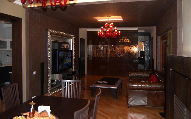 интерьер гостиной - фото № 24859