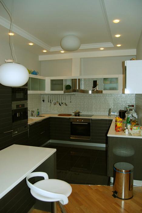 Фото № 24867 кухня  Квартира