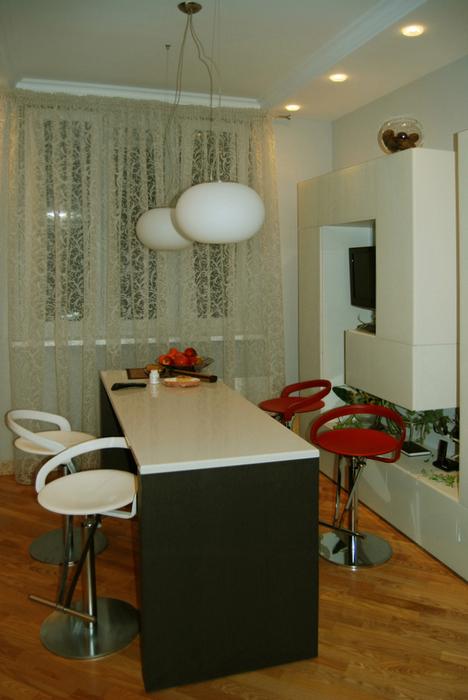 интерьер кухни - фото № 24868