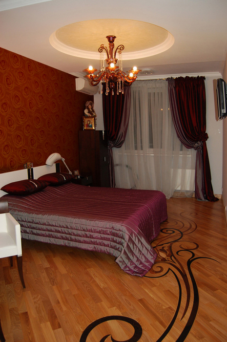 Фото № 24860 спальня  Квартира