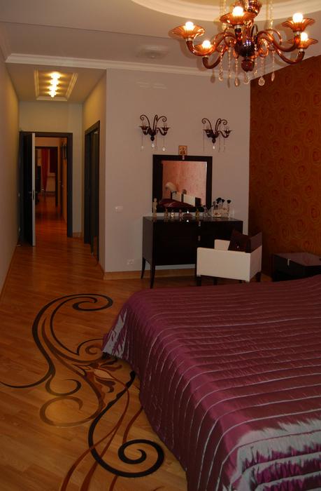Фото № 24861 спальня  Квартира