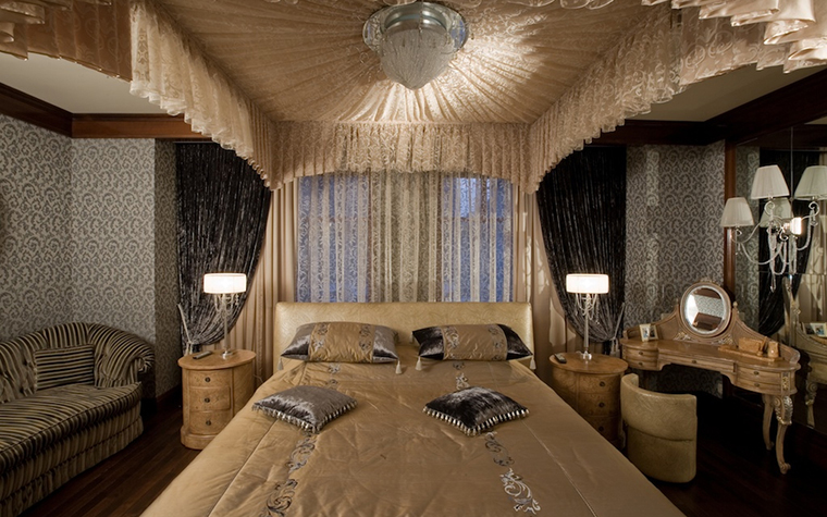 спальня - фото № 24891