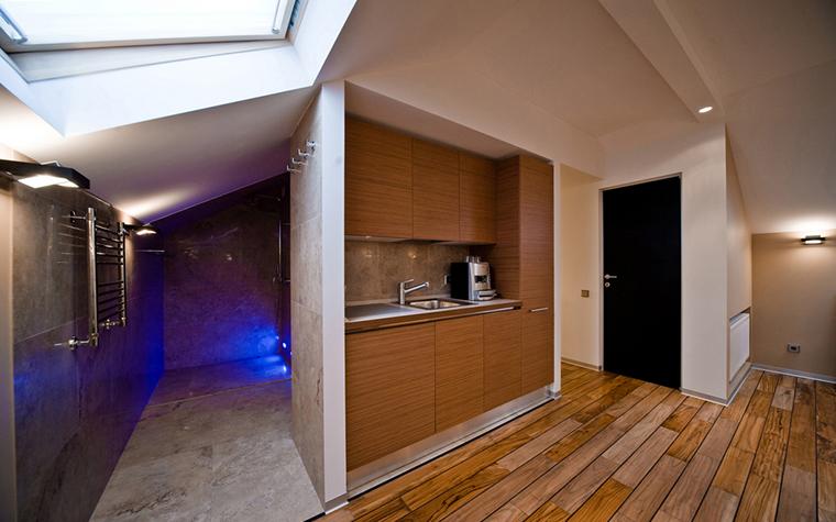 Квартира. баня сауна из проекта , фото №24930