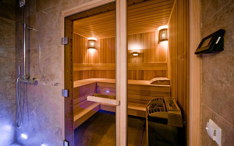 Квартира. баня сауна из проекта , фото №24931