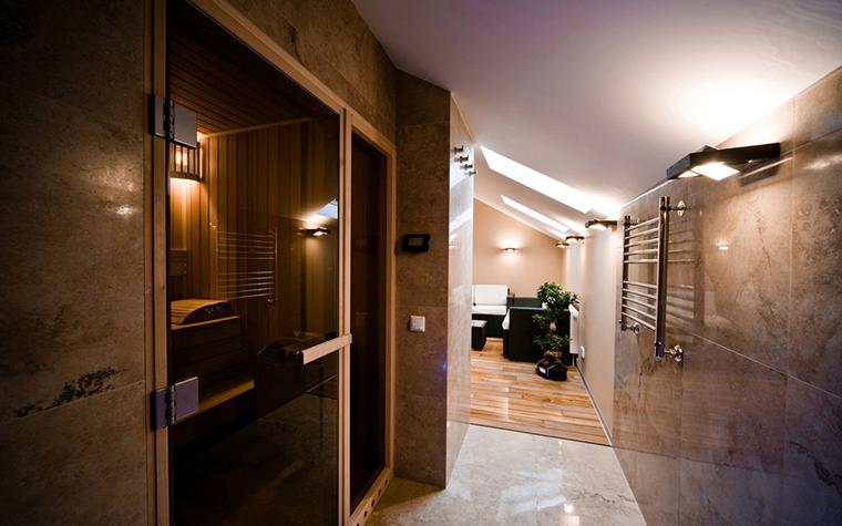 Квартира. баня сауна из проекта , фото №24932