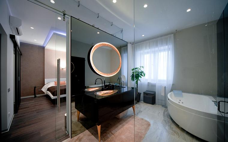 Квартира. ванная из проекта , фото №24927