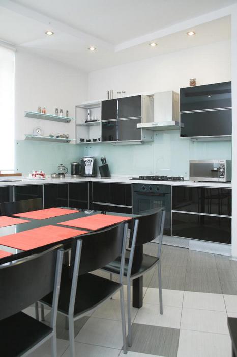 Фото № 24943 кухня  Квартира