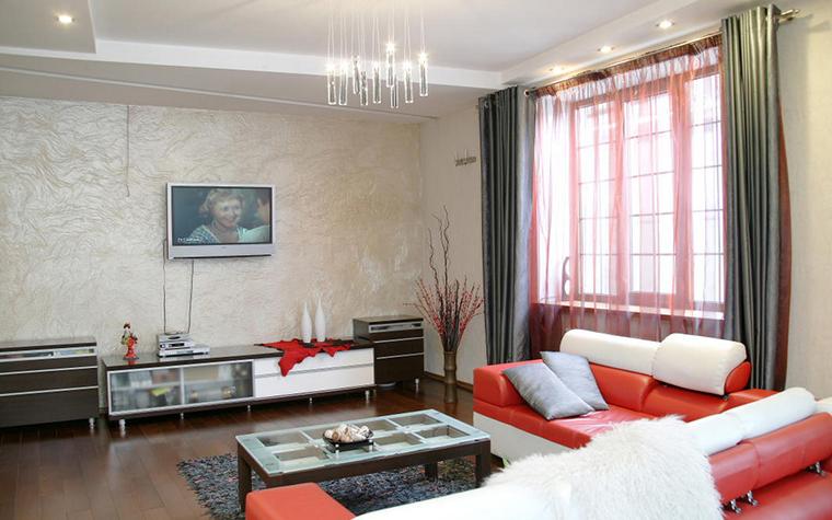 интерьер гостиной - фото № 24939