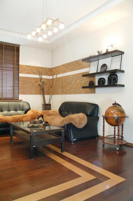 интерьер гостиной - фото № 24940