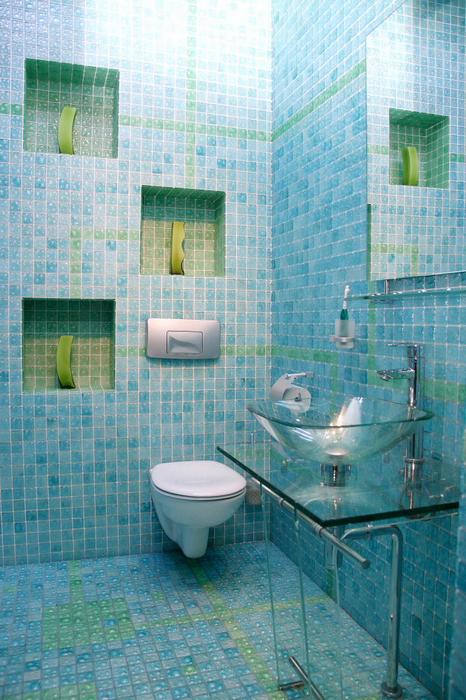 Квартира. санузел из проекта , фото №24942