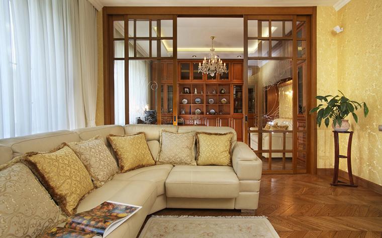 Фото № 25193 гостиная  Квартира