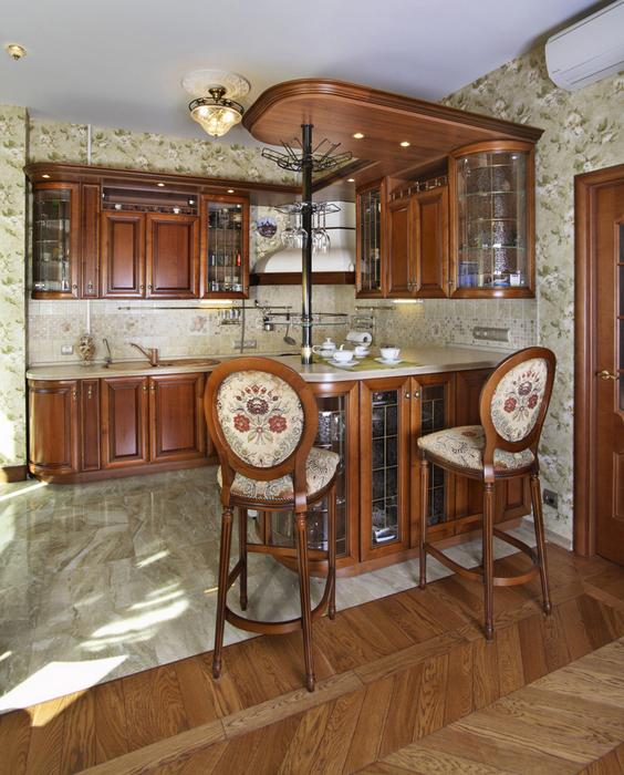 Фото № 25200 кухня  Квартира
