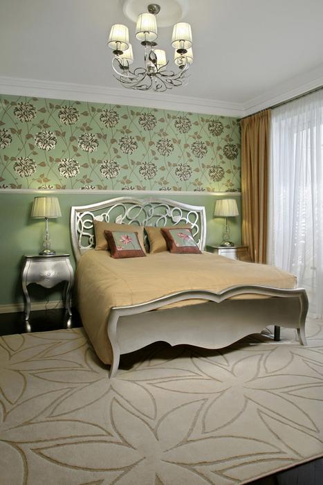 Фото № 24981 спальня  Квартира