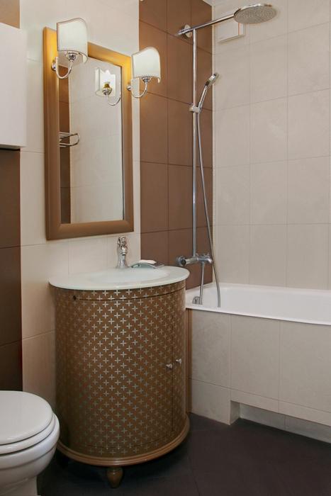 интерьер ванной - фото № 24982
