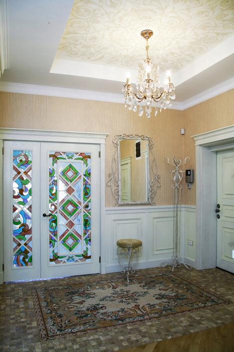 Квартира. холл из проекта , фото №25035