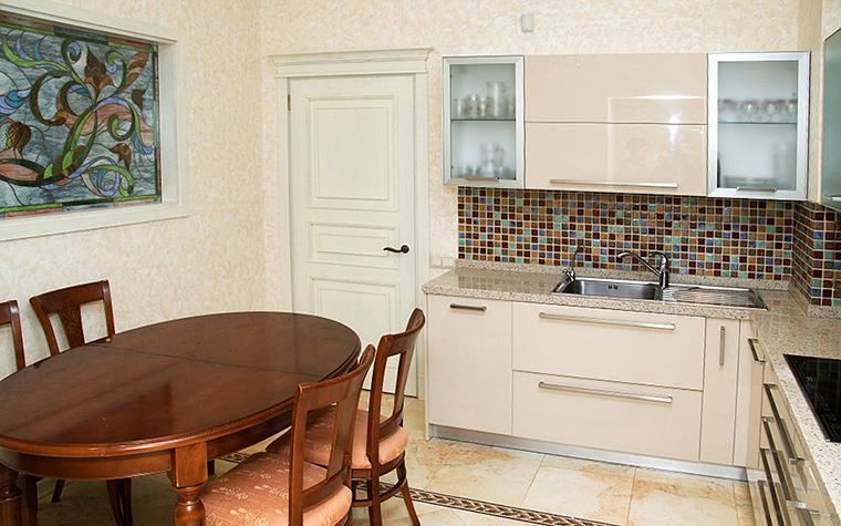 Квартира. кухня из проекта , фото №25033