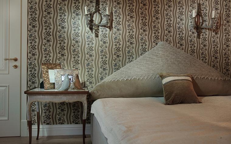 интерьер спальни - фото № 25052