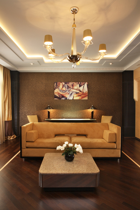 Фото № 25203 гостиная  Квартира