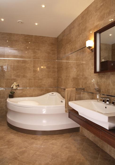 Квартира. ванная из проекта , фото №25211