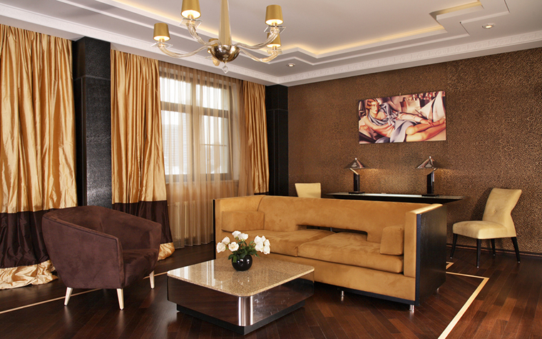 Фото № 25204 гостиная  Квартира