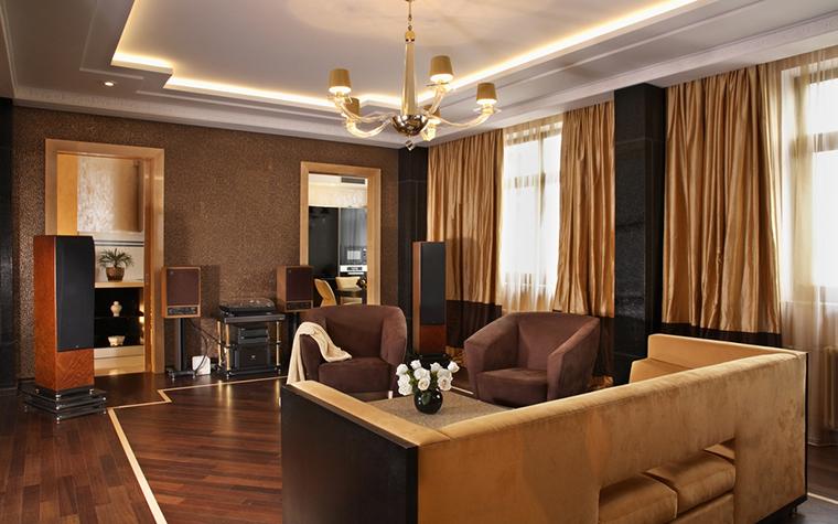 Фото № 25205 гостиная  Квартира