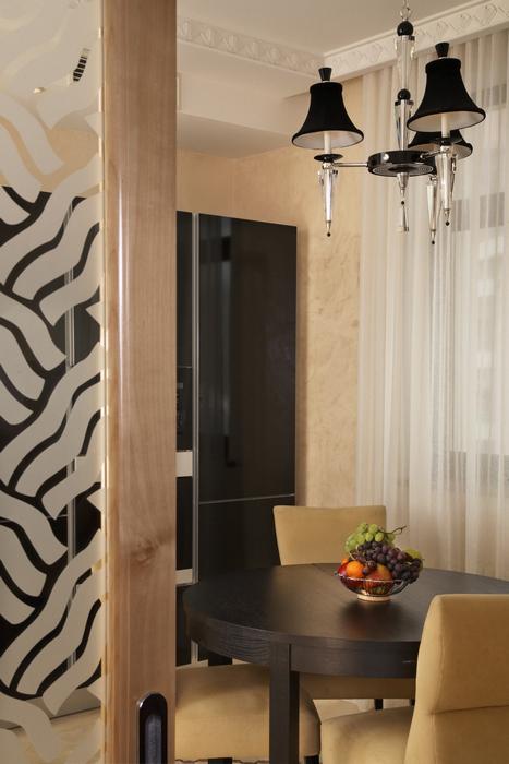 Квартира. кухня из проекта , фото №25207