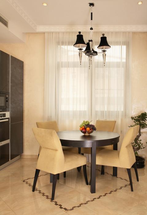 Квартира. кухня из проекта , фото №25208