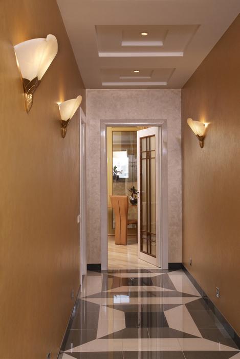 интерьер холла - фото № 25212