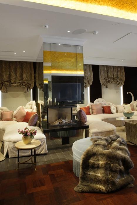 Квартира. гостиная из проекта , фото №25089