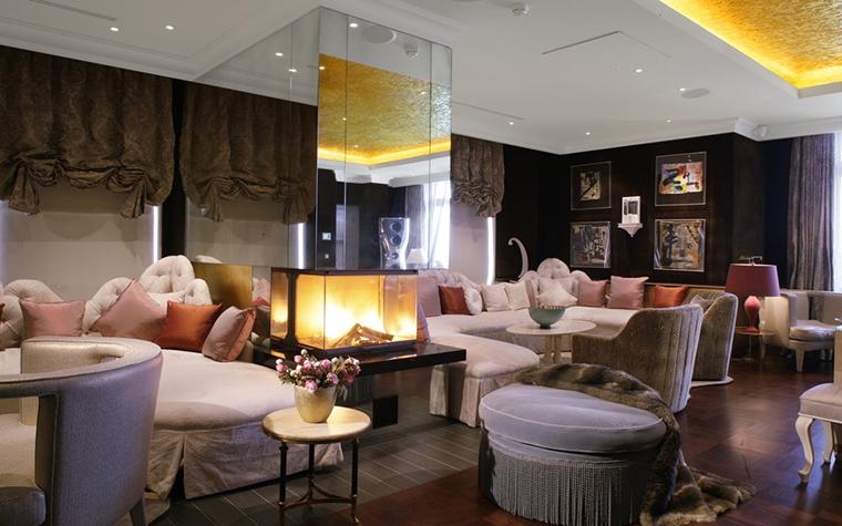 Квартира. гостиная из проекта , фото №25090