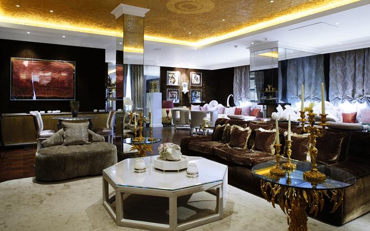 Квартира. гостиная из проекта , фото №25095