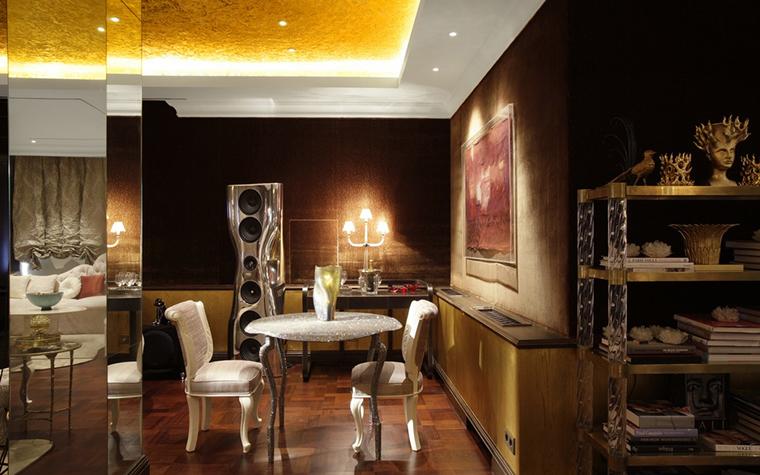 Квартира. гостиная из проекта , фото №25097