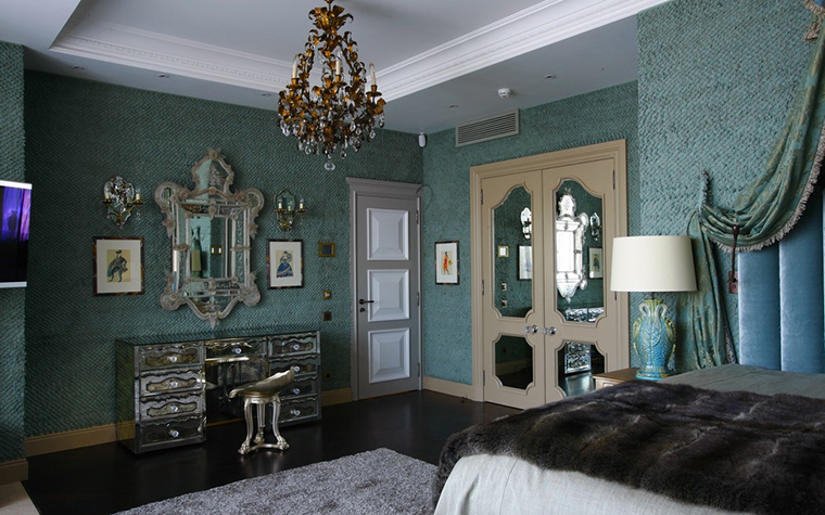 Фото № 25120 спальня  Квартира