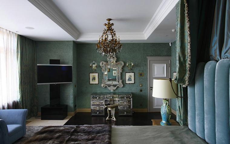 Фото № 25119 спальня  Квартира