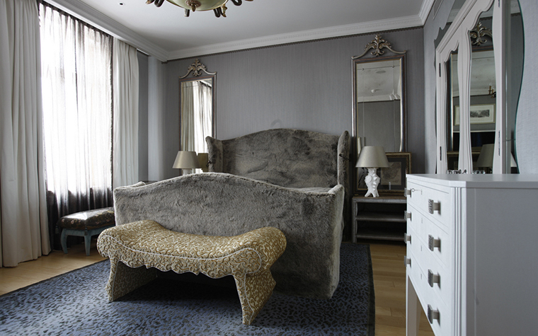 Фото № 25115 спальня  Квартира
