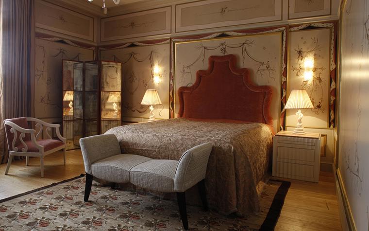Фото № 25112 спальня  Квартира