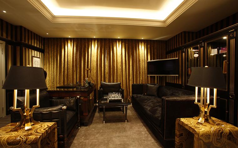 Квартира. кабинет из проекта , фото №25123