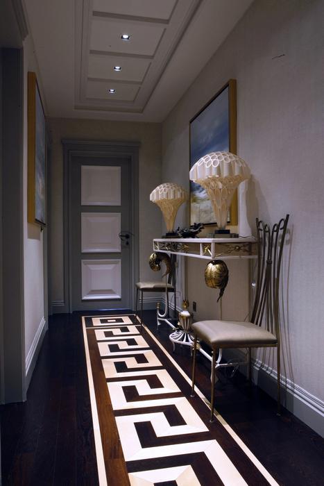 Квартира. холл из проекта , фото №25139