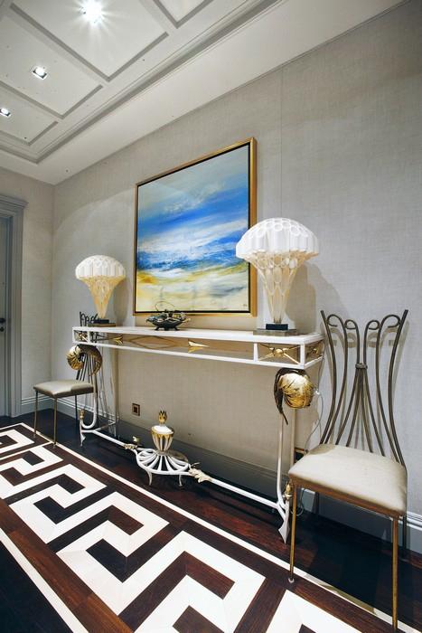 Квартира. холл из проекта , фото №25138