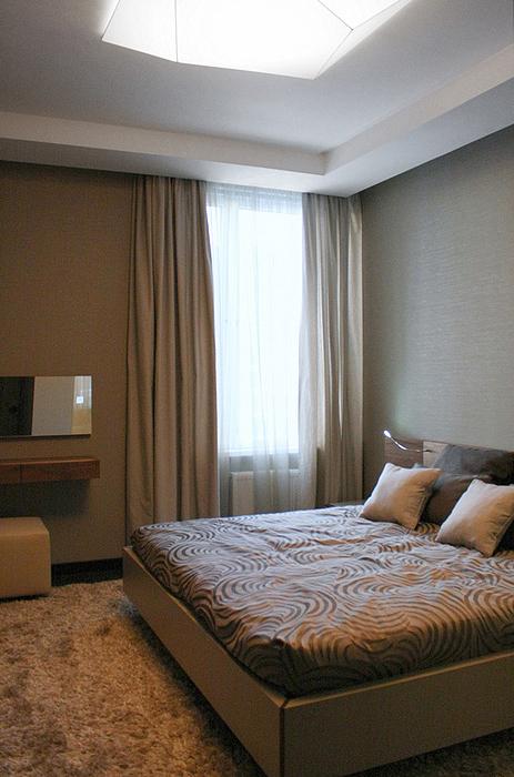 интерьер спальни - фото № 25167