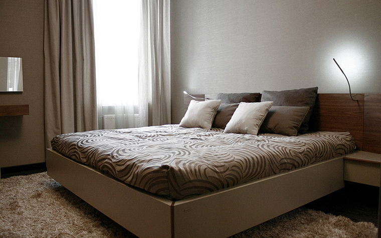 интерьер спальни - фото № 25168