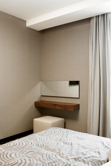 интерьер спальни - фото № 25169