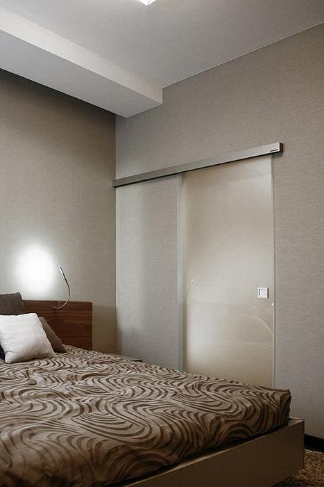 интерьер спальни - фото № 25170